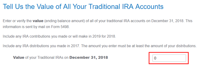 How To Report Backdoor Roth In TurboTax