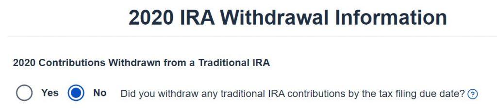 ftu 20 br 14 ira withdrawal