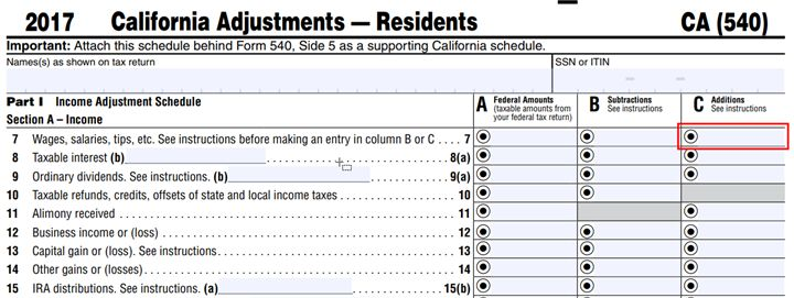 California And New Jersey Hsa Tax Return Special Considerations