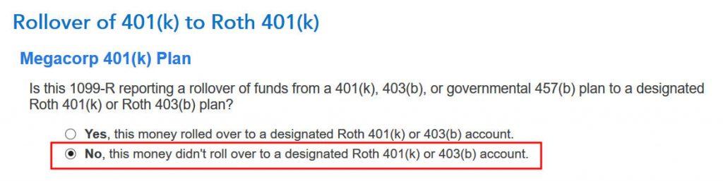 Como entrar no Mega Backdoor Roth no TurboTax: um passo a passo 17